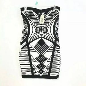 NWT Forever 21 Abstract Sweater Dress